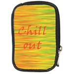 Chill out Compact Camera Cases Front