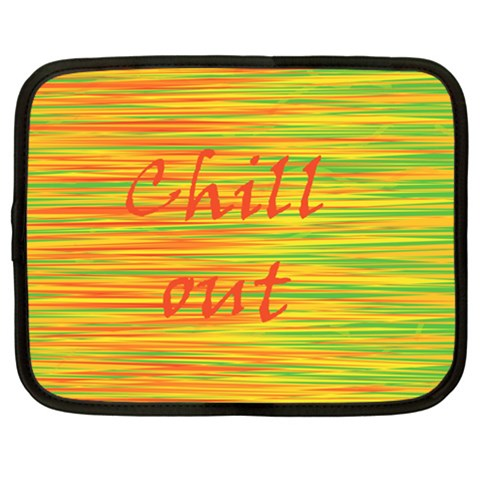 Chill out Netbook Case (XXL)