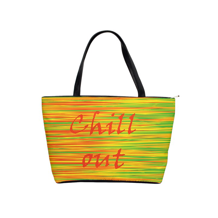 Chill out Shoulder Handbags