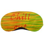 Chill out Sleeping Masks Front