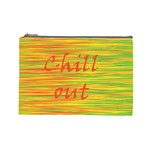 Chill out Cosmetic Bag (Large)  Front