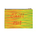 Chill out Cosmetic Bag (Large)  Back