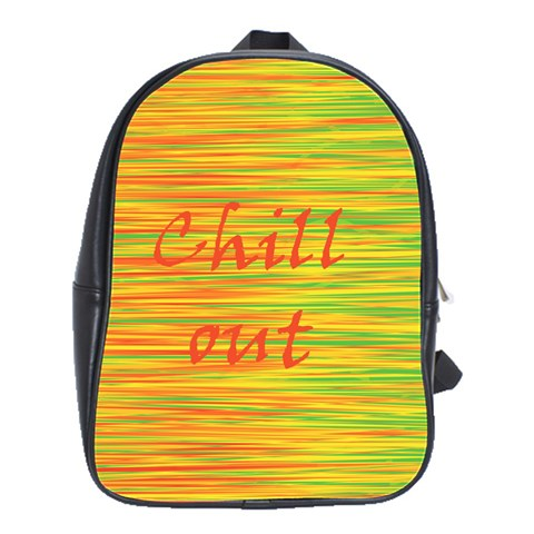 Chill out School Bags(Large)
