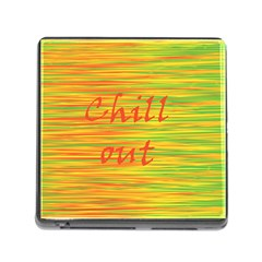 Chill Out Memory Card Reader (square)