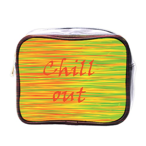 Chill out Mini Toiletries Bags