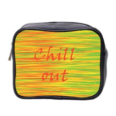 Chill Out Mini Toiletries Bag 2 Side