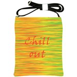 Chill out Shoulder Sling Bags Front