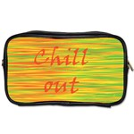 Chill out Toiletries Bags Front