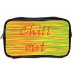 Chill out Toiletries Bags 2-Side Back