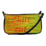 Chill out Shoulder Clutch Bags Front