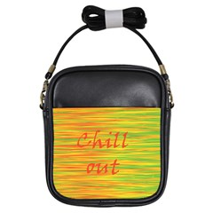Chill Out Girls Sling Bags