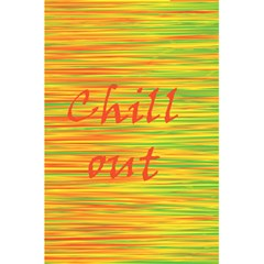 Chill out 5.5  x 8.5  Notebooks