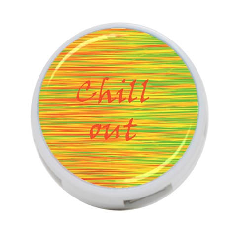 Chill out 4-Port USB Hub (Two Sides)
