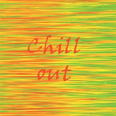 Chill out Magic Photo Cubes