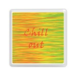 Chill out Memory Card Reader (Square)  Front