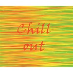 Chill out Deluxe Canvas 14  x 11  14  x 11  x 1.5  Stretched Canvas