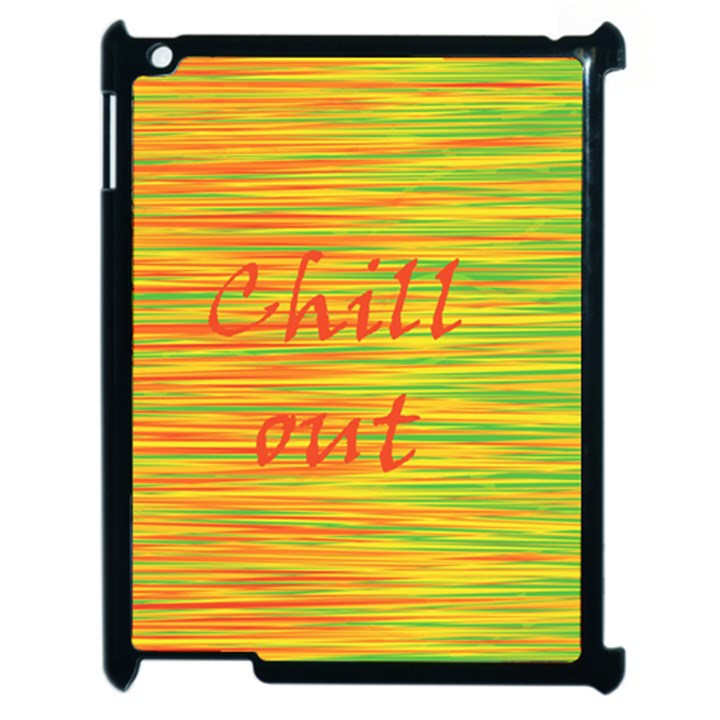 Chill out Apple iPad 2 Case (Black)
