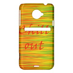 Chill out HTC Evo 4G LTE Hardshell Case