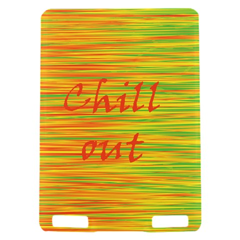 Chill out Kindle Touch 3G
