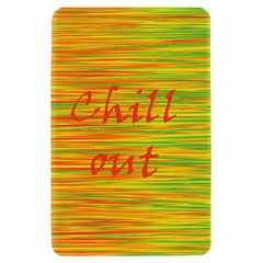 Chill out Kindle Fire (1st Gen) Hardshell Case