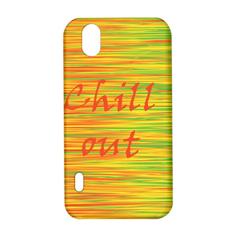 Chill out LG Optimus P970