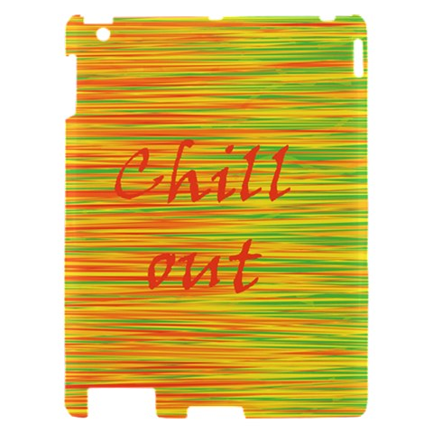 Chill out Apple iPad 2 Hardshell Case