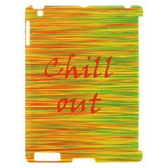 Chill out Apple iPad 2 Hardshell Case (Compatible with Smart Cover)