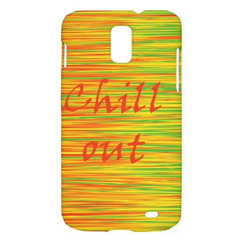 Chill out Samsung Galaxy S II Skyrocket Hardshell Case