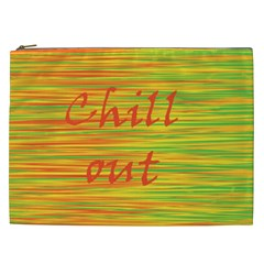 Chill out Cosmetic Bag (XXL)