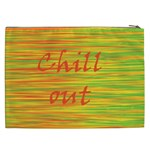 Chill out Cosmetic Bag (XXL)  Back
