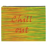 Chill out Cosmetic Bag (XXXL)  Front