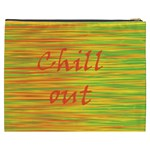 Chill out Cosmetic Bag (XXXL)  Back