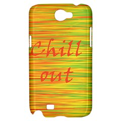 Chill out Samsung Galaxy Note 2 Hardshell Case
