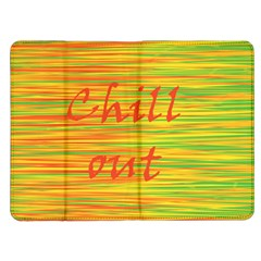 Chill out Kindle Fire (1st Gen) Flip Case