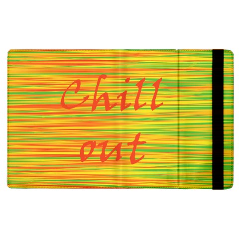 Chill out Apple iPad 2 Flip Case