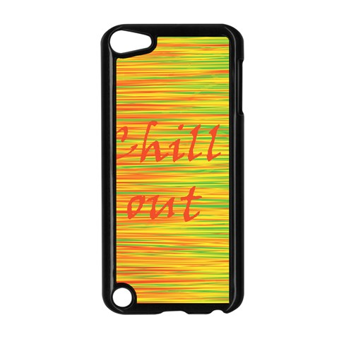 Chill out Apple iPod Touch 5 Case (Black)