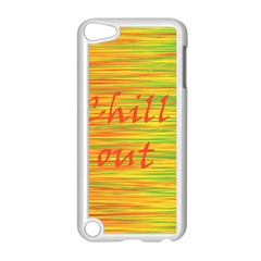 Chill out Apple iPod Touch 5 Case (White)
