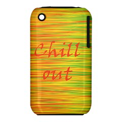 Chill out Apple iPhone 3G/3GS Hardshell Case (PC+Silicone)