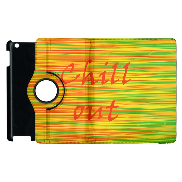 Chill out Apple iPad 2 Flip 360 Case