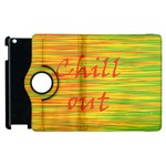 Chill out Apple iPad 3/4 Flip 360 Case Front