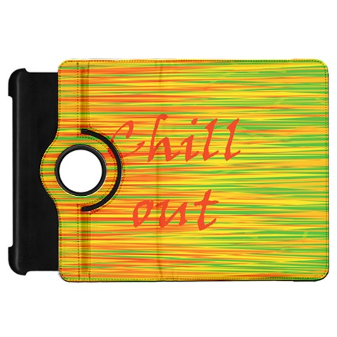 Chill out Kindle Fire HD Flip 360 Case