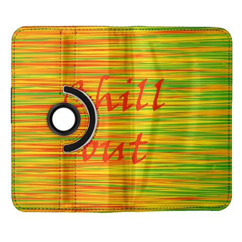 Chill out Samsung Galaxy Note II Flip 360 Case