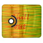 Chill out Samsung Galaxy Note II Flip 360 Case Front
