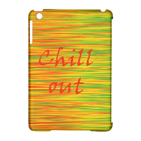 Chill out Apple iPad Mini Hardshell Case (Compatible with Smart Cover)