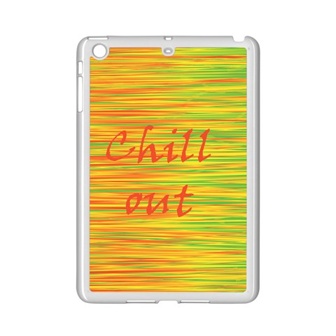 Chill out iPad Mini 2 Enamel Coated Cases