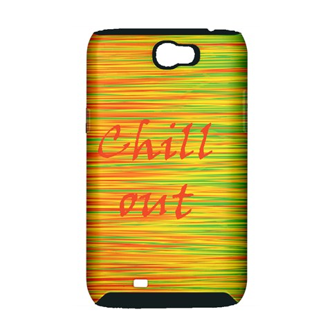 Chill out Samsung Galaxy Note 2 Hardshell Case (PC+Silicone)