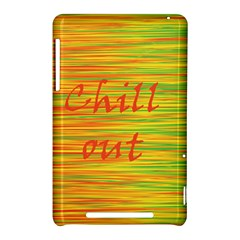Chill out Nexus 7 (2012)