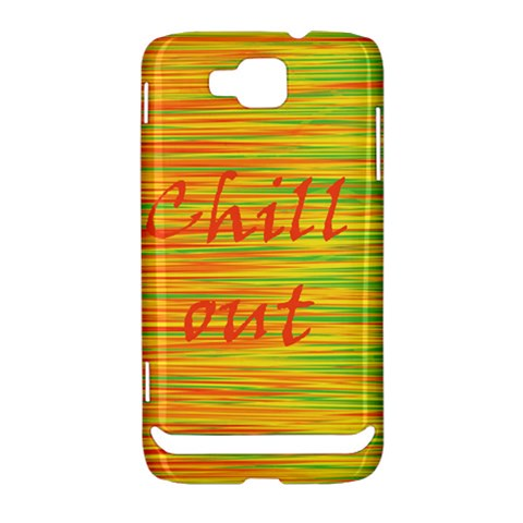 Chill out Samsung Ativ S i8750 Hardshell Case