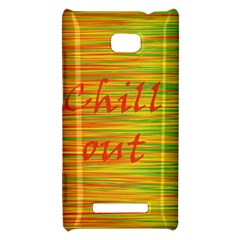 Chill out HTC 8X
