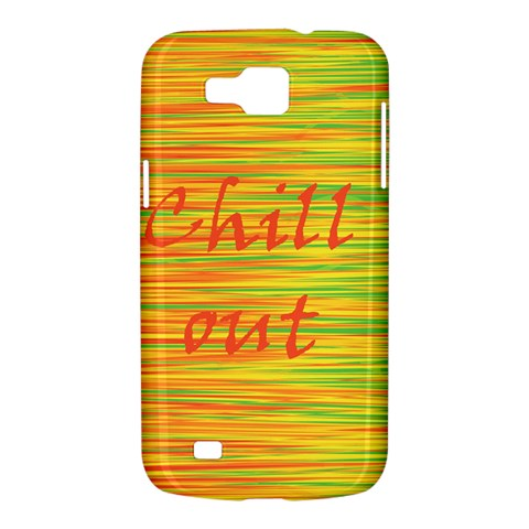 Chill out Samsung Galaxy Premier I9260 Hardshell Case